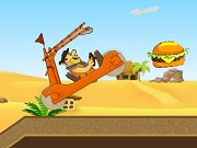 Flintstones Riding