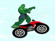 Hulk Stunts Ride