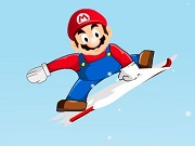 Mario Ice Skating Fun 2