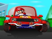 Mario World Traffic Control