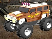 Monster Desert Race 3D