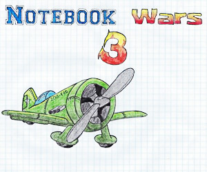 Notebook Wars 3